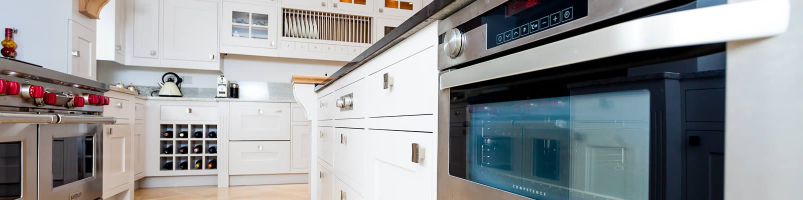 A beautiful shot of one off our kitchens