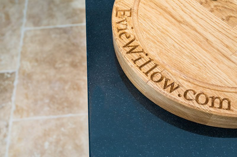 Evie Willow Wooden Chopping Boards