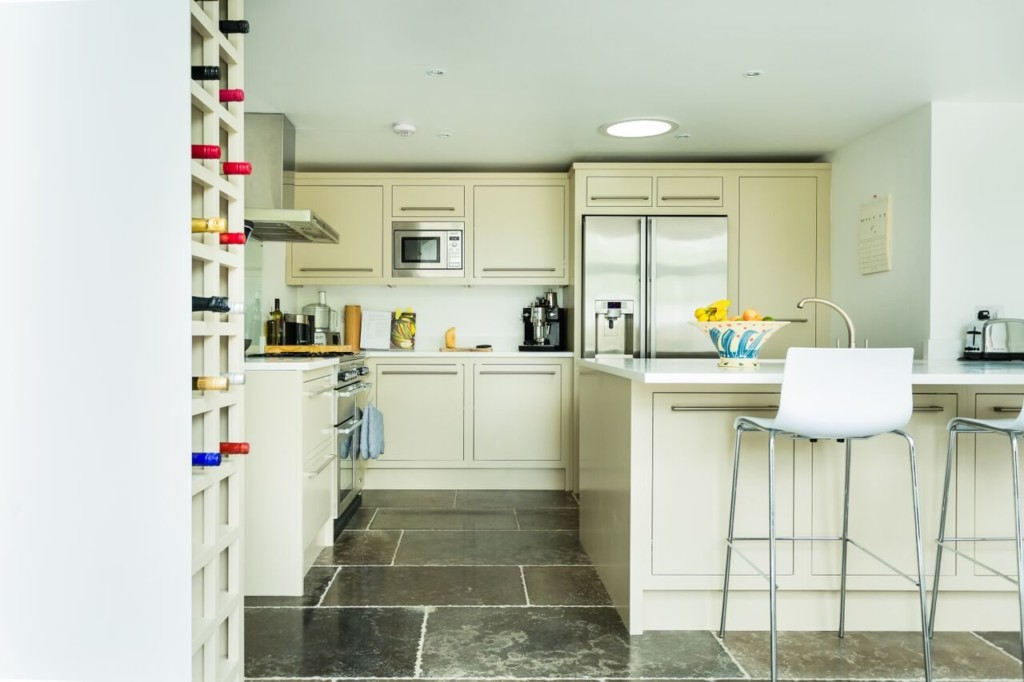 Hill View Small Compact Kitchen