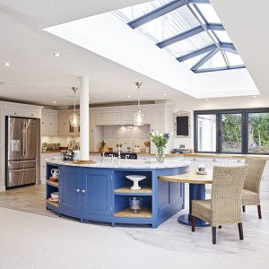 Lofthouse Kitchen Open Plan Design