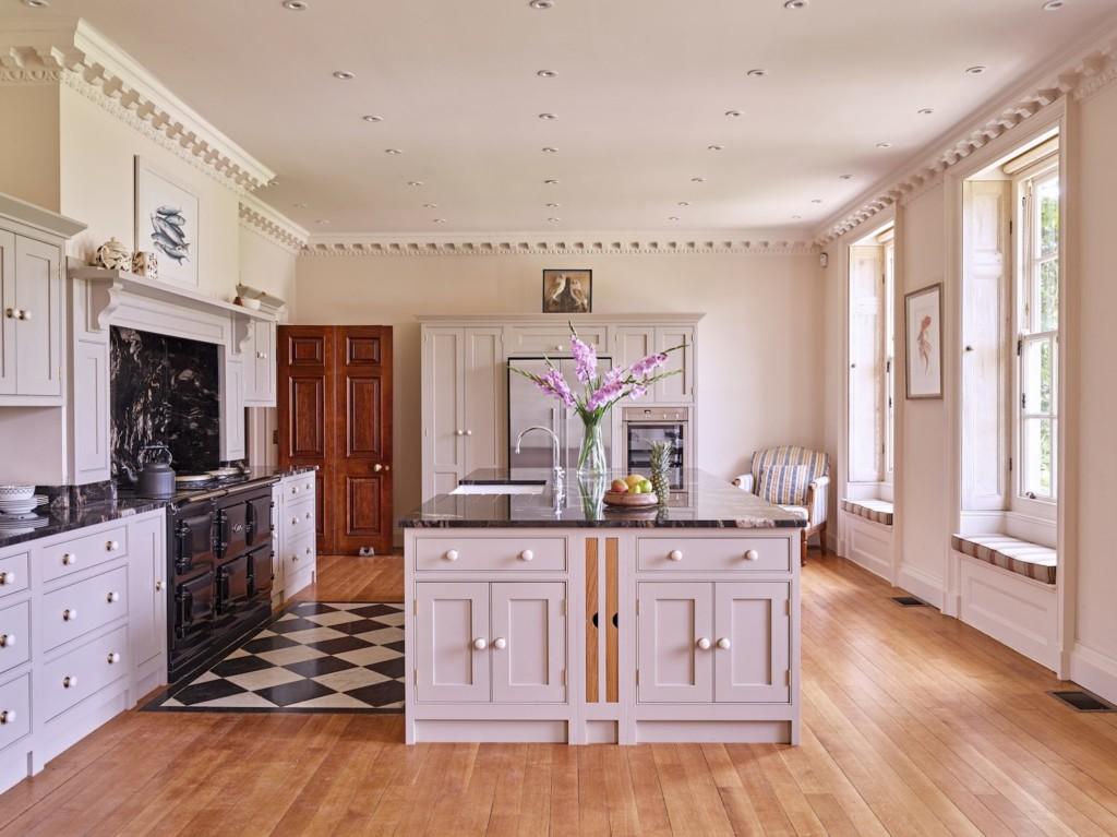 Woodcott Kitchen Open Plan