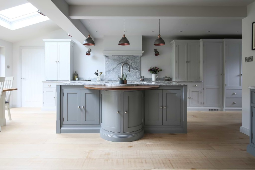 Handmade Kitchens & Cabinets Oxfordshire UK   Evie Willow